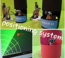 Ultrasonics Based Positioning System