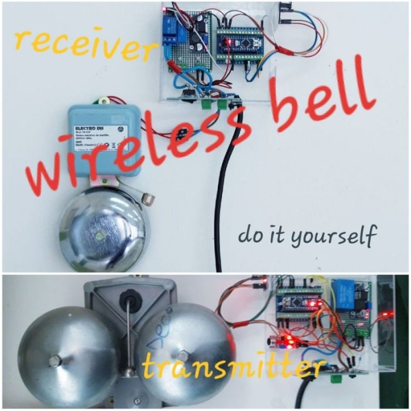 Wireless Bell System