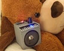 ARDUINO MUSIC BOX TURNS STUFFED ANIMAL INTO TV PERSONALITY