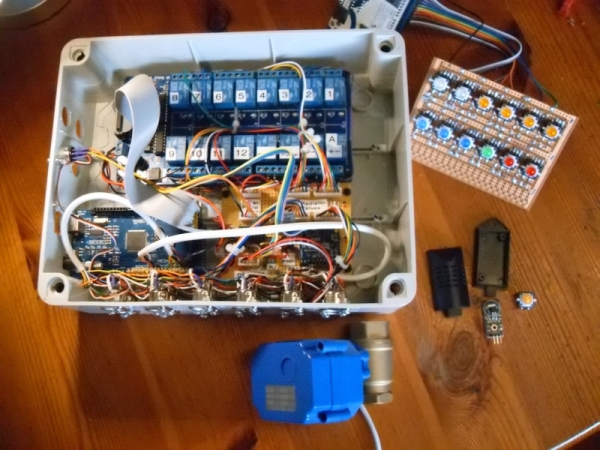 ARDUINO-REDUCES-HEATING-COSTS