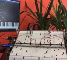 DIY barrel piano powered by Arduino