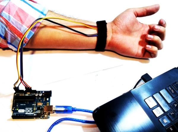 Arduino Polygraph Machine (Lie Detector)