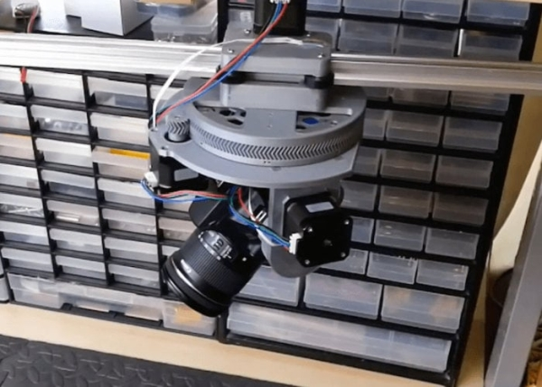 Arduino-powered-camera-slider-and-pan-tilt-camera-mount