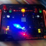 Spaceship Control Panel - Laser Cut Arduino Toy