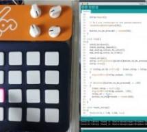 Arduino custom switch console project