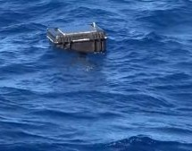 DRONE BUOY DRIFTS ALONG THE GULF STREAM FOR CITIZEN SCIENCE