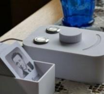 Juuke RFID card music player jukebox
