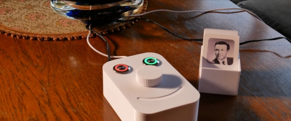 EASY-TO-USE MUSIC PLAYER RELIES ON RFID