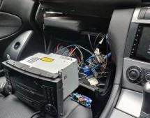 UPGRADED INFOTAINMENT OPTIONS ON A 14 YEAR OLD MERCEDES