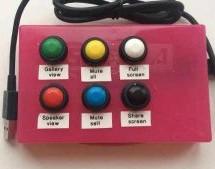 ZOOM CONTROL BOX HELPS KEEP MEETINGS ON TRACK